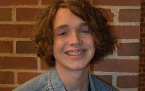 Sophomore Jackson Parmaker
