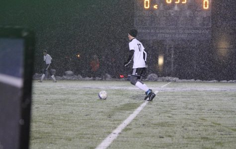 Photo Gallery Trio: Boys Varsity Soccer Semi-Finals