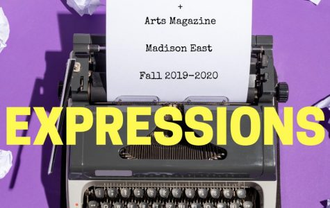 Newest edition of Expressions Literary Magazine is available