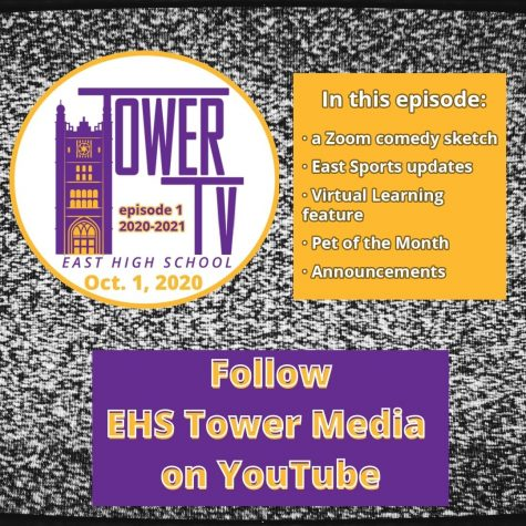 Tower TV – Episode 1, Oct. 1, 2020